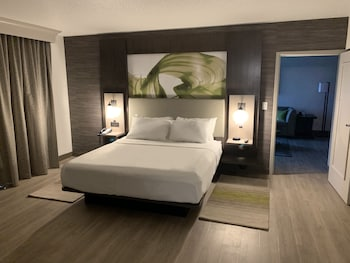 Executive Suite, 1 King Bed with Sofa bed, Business Lounge Access