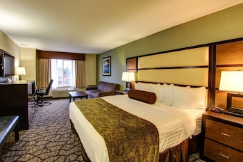 Suite, Multiple Beds, Non Smoking, Refrigerator & Microwave