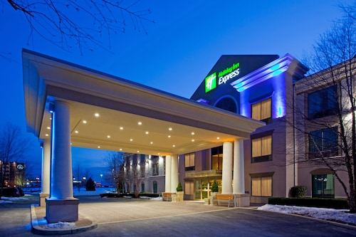 . Holiday Inn Express And Suites