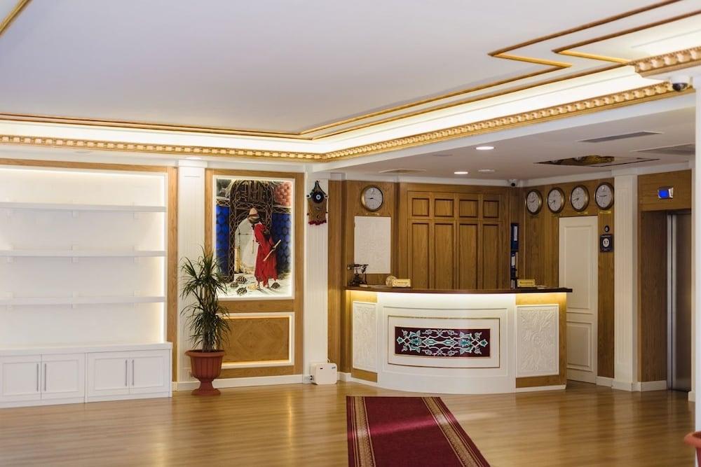 세븐 힐스 호텔 - 스페셜 클래스(Seven Hills Hotel - Special Class) Hotel Image 3 - Lobby