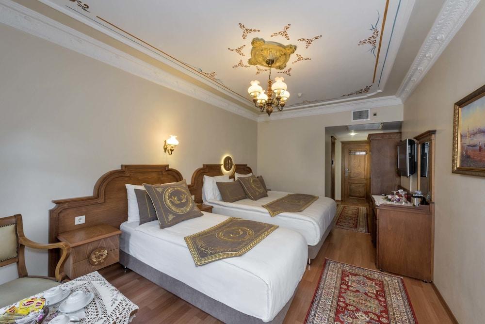 세븐 힐스 호텔 - 스페셜 클래스(Seven Hills Hotel - Special Class) Hotel Image 7 - Guestroom