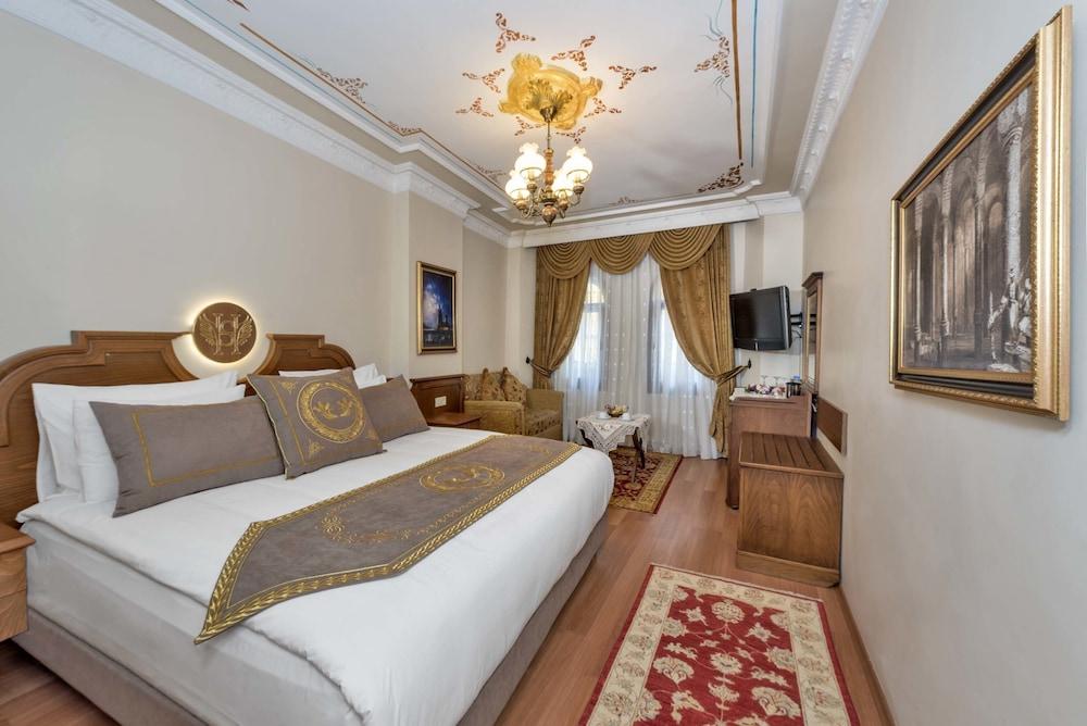 세븐 힐스 호텔 - 스페셜 클래스(Seven Hills Hotel - Special Class) Hotel Image 11 - Guestroom
