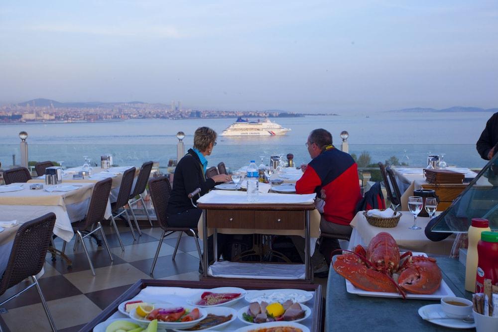 세븐 힐스 호텔 - 스페셜 클래스(Seven Hills Hotel - Special Class) Hotel Image 30 - Outdoor Dining