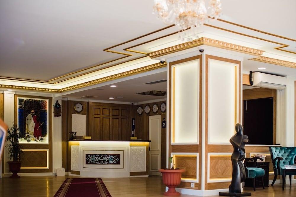 세븐 힐스 호텔 - 스페셜 클래스(Seven Hills Hotel - Special Class) Hotel Image 5 - Concierge Desk
