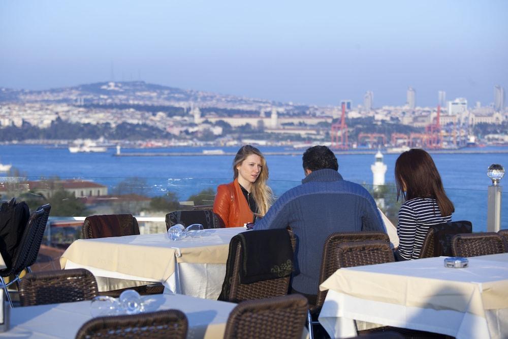 세븐 힐스 호텔 - 스페셜 클래스(Seven Hills Hotel - Special Class) Hotel Image 29 - Outdoor Dining
