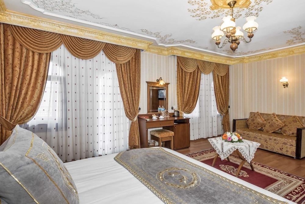 세븐 힐스 호텔 - 스페셜 클래스(Seven Hills Hotel - Special Class) Hotel Image 14 - Guestroom