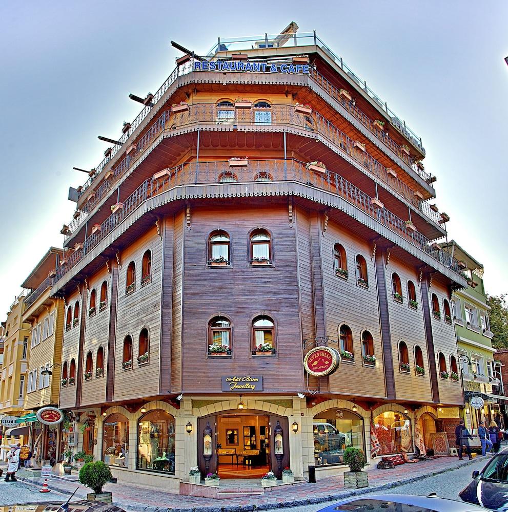 세븐 힐스 호텔 - 스페셜 클래스(Seven Hills Hotel - Special Class) Hotel Image 35 - Terrace/Patio