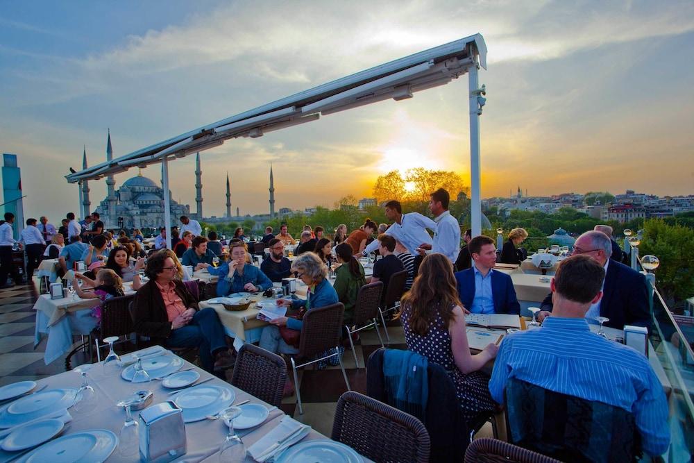 세븐 힐스 호텔 - 스페셜 클래스(Seven Hills Hotel - Special Class) Hotel Image 34 - Outdoor Dining