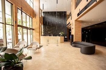 魯爾德貝洛奧里藏特美居飯店 Mercure Belo Horizonte Lourdes Hotel