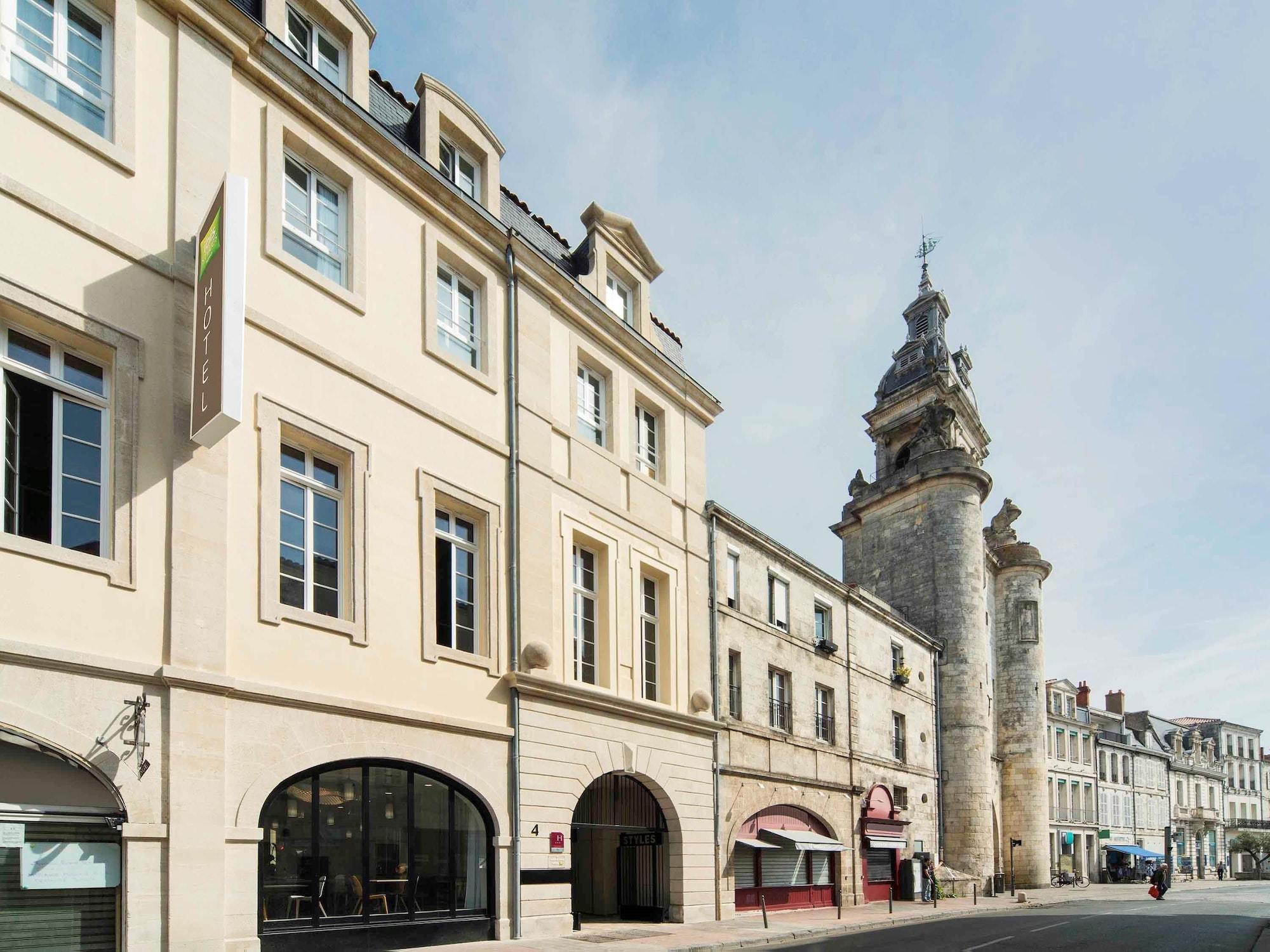 ibis Styles La Rochelle Centre, Charente-Maritime