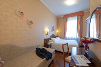Classic Quadruple Room, 1 Bedroom