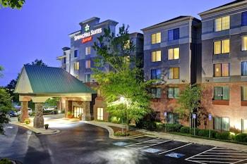 亞特蘭大比福德 - 喬治亞州購物中心 SpringHill Suites 飯店 SpringHill Suites by Marriott Atlanta Buford/Mall of Georgia