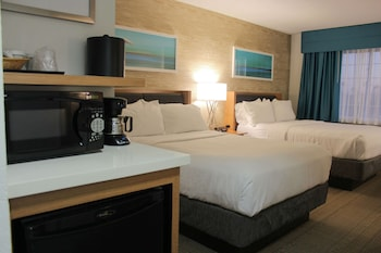 Deluxe Room, 2 Double Beds (Deluxe Two Doubles)