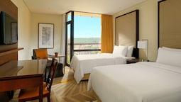 Executive Oda, 2 Tek Kişilik Yatak, Business Dinlenme Salonu Kullanımı