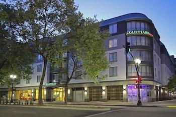 奧克蘭市區萬怡飯店 Courtyard by Marriott Oakland Downtown