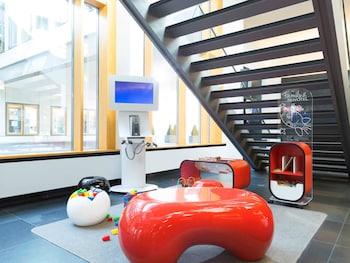 Novotel Karlsruhe City - Childrens Play Area - Indoor  - #0