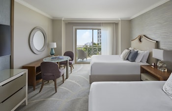 Club Room, 2 Queen Beds, Balcony, Resort View (Club Level)