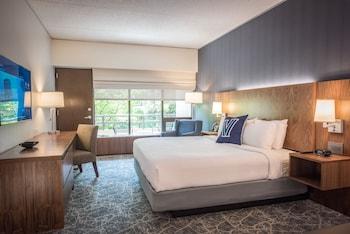 Guestroom View at The Inn at Villanova University in Wayne