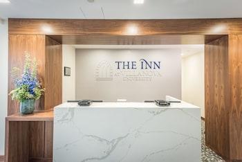Reception at The Inn at Villanova University in Wayne