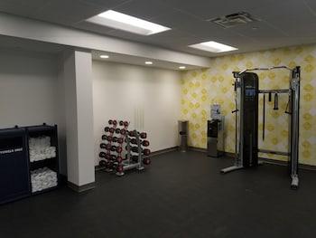 Fitness Facility at The Inn at Villanova University in Wayne