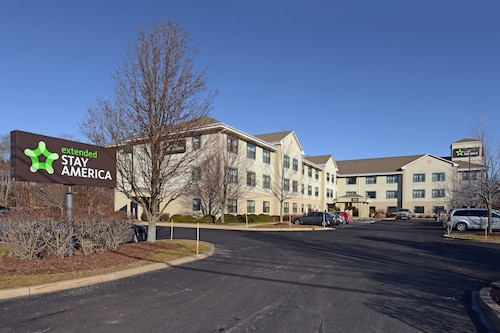. Extended Stay America - Providence - West Warwick