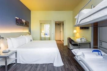トリップ マドリッド シャンベリー ホテル