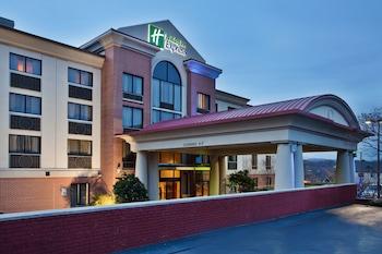 格林維爾市中心智選假日套房飯店 Holiday Inn Express Hotel & Suites Greenville Downtown