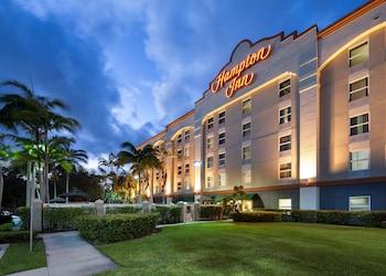 勞德代爾堡機場北郵輪港口歡朋飯店 Hampton Inn Ft. Lauderdale Airport North Cruise Port