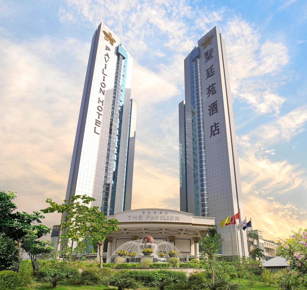 ザ パビリオン ホテル
