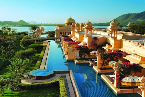 . The Oberoi Udaivilas, Udaipur