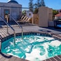 The thumbnail of Outdoor Spa Tub large image