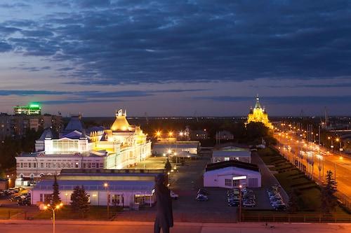 Marins Park Hotel Nizhny Novgorod, Nizhniy Novgorod gorsovet