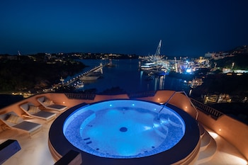 Presidential Suite, 2 Bedrooms, Balcony, Marina View