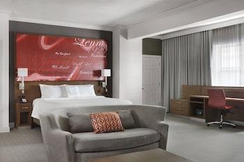 Junior Suite, 1 King Bed, Non Smoking