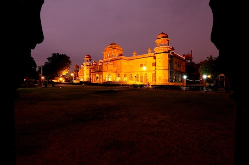 . The Lallgarh Palace - A Heritage Hotel