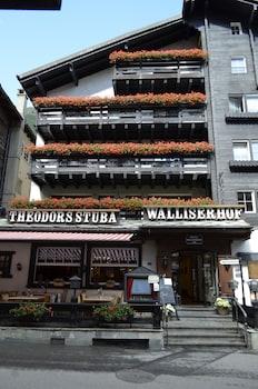 Hotel - Hotel Walliserhof Zermatt 1896