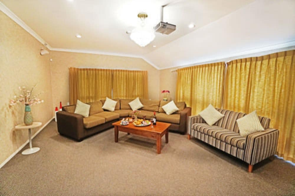 앵글씨 모텔 & 컨퍼런스 센터(Anglesea Motel and Conference Centre) Hotel Image 15 - Living Room
