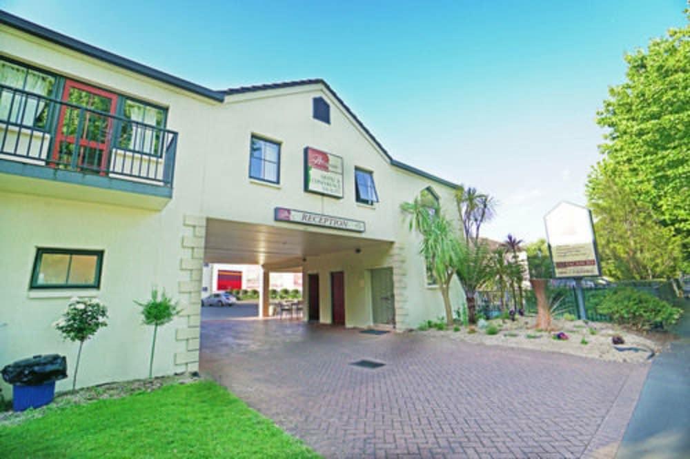 앵글씨 모텔 & 컨퍼런스 센터(Anglesea Motel and Conference Centre) Hotel Image 29 - Hotel Front