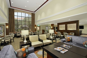 Lobby at Staybridge Suites Tysons - McLean in McLean