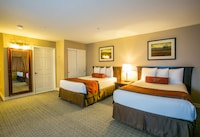 Executive Suite, 2 Double Beds at Tuscany Suites & Casino in Las Vegas