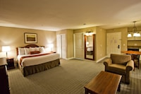 Executive Suite, 1 King Bed at Tuscany Suites & Casino in Las Vegas