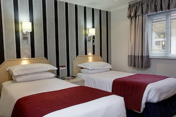 Standard Room, Non Smoking (2 Twin Beds)