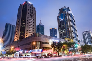 Hotel - Courtyard by Marriott Shanghai Pudong
