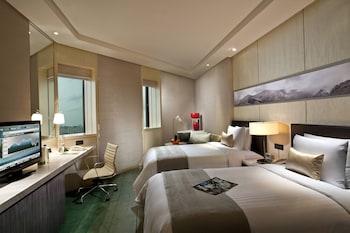 コートヤード バイ マリオット 上海 プドン (上海齐鲁万怡大酒店)