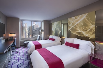 Spectacular Room, Room, 2 Double Beds, View