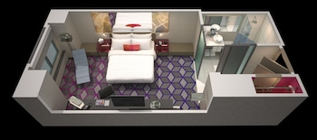 Guestroom at W New York - Times Square in New York