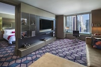 Marvelous Suite, 1 King Bed with Sofa bed, View