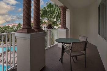 Villa, 2 Bedrooms, Balcony