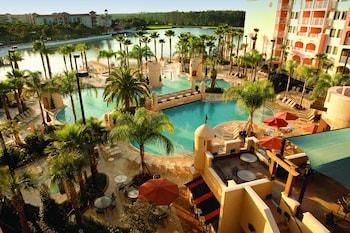 Aerial View at Marriott's Grande Vista in Orlando