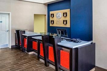 聖荷西機場凱富全套房飯店 Comfort Suites San Jose Airport